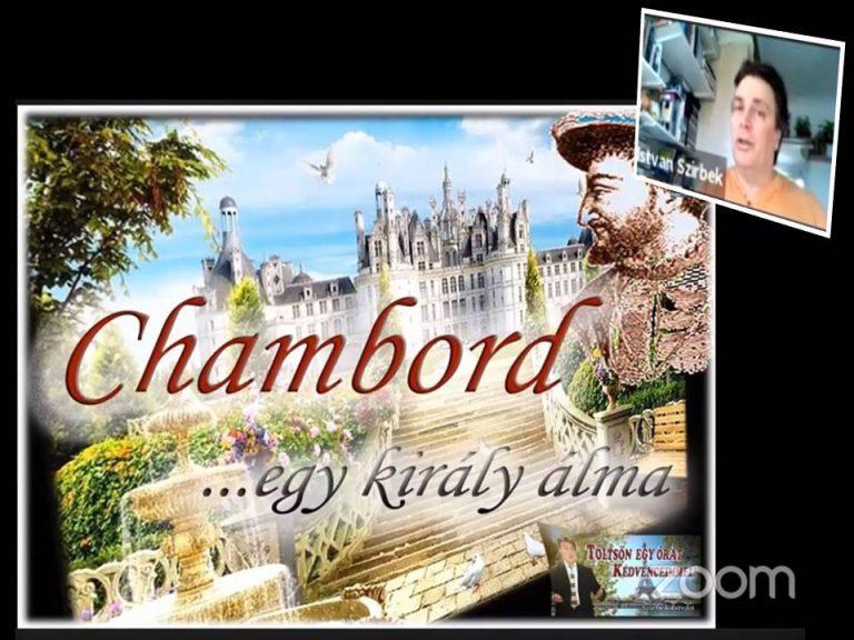 00 CHAMBORD EGY KIRÁLY ÁLMA